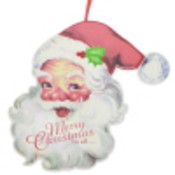Santa Red And White Theme