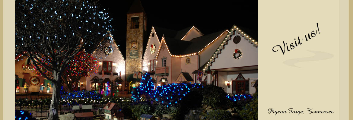 the incredible christmas place